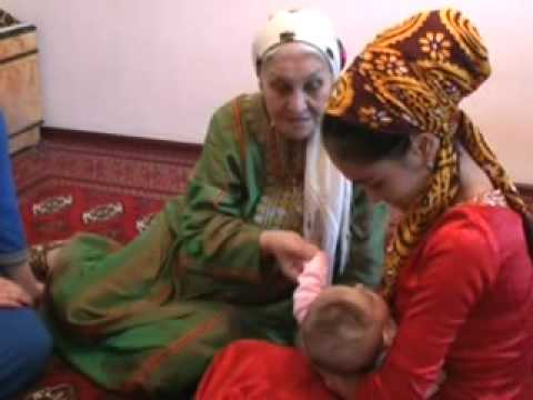 Exclusive Breastfeeding promotion in Turkmenistan