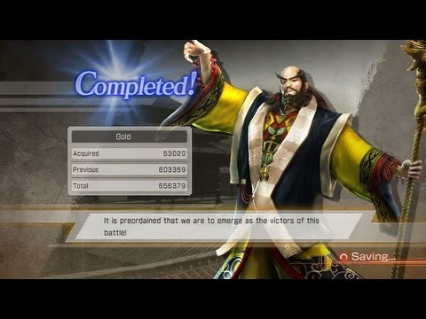 Dynasty Warriors 7 Xtreme Legends Road to Lord of the Three Kingdoms [Zhang Jiao]