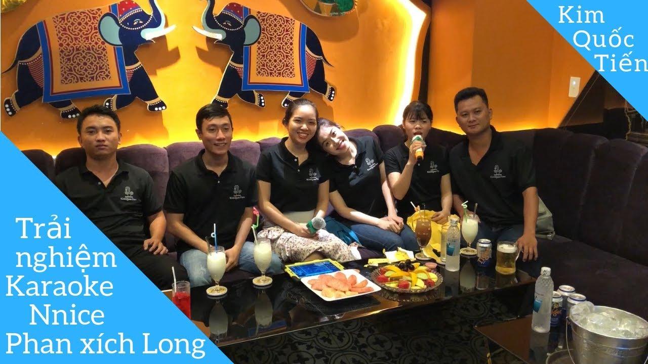 Trải nghiệm chất lượng tại Karaoke Nnice Phan Xích Long