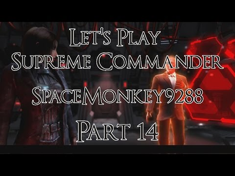 Let's Play Supreme Commander Part 14 (Relics of the Past)