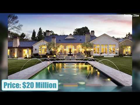 10 Mansions of Kardashian-Jenner Family