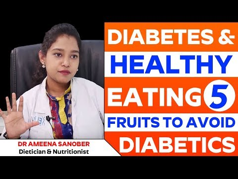 Diet For Diabetes and Fatty liver | Keep Your Diabetes in Control | Healthy Diet Plan For Diabetes