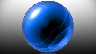 Photoshop Tutorial: How To Create A Colorful Glass Ball With Reflections