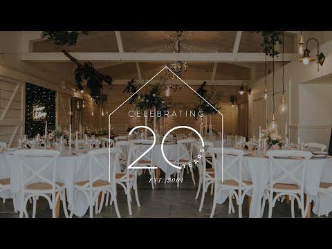 Bashall Barn 20th Anniversary