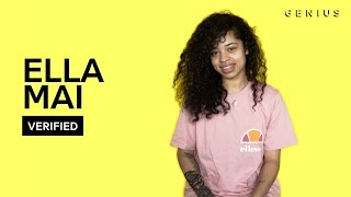 "Ella Mai ""10,000 Hours"" Official Lyrics & Meaning 