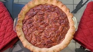 How to make a Pecan Pie From Scratch