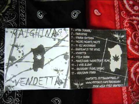 Raighinas - Babylon is the devil!   (Vendetta)
