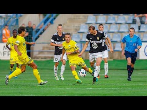 MFK Zemplín Michalovce - FC DAC 1904 1:0 (0:0)