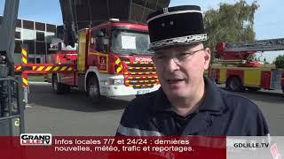 43 nouveaux véhicules pour les pompiers du Nord
