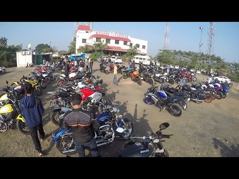 Best Super Sport  Bikes  At  Ahura Hotel  Dahanu