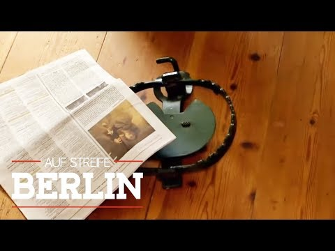 Ein Haus voller Fallen: Wo ist der gesuchte Gerichtsvollzieher?   Auf Streife - Berlin   SAT.1 TV