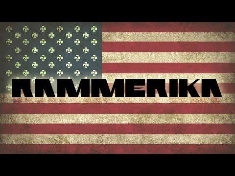 What if Rammstein were American | RAMMERIKA