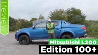 Sondermodell: Mitsubishi L200 Edition 100+ -  Test, Review und Fahrbericht / Testdrive bzw nicht