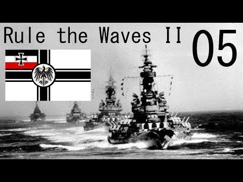 Rule The Waves 2 | German Brawlers - 05 - Dancing In The Dark