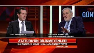 İlber Ortaylı Atatürk'ü ve Türk tarihini anlattı - Gündem Özel 20 Mayıs 2017 Cumartesi
