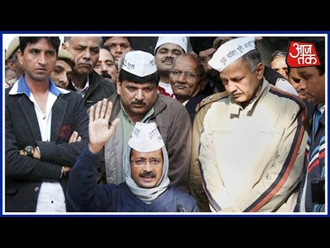 AAP Holds National Council Meet In Delhi Today