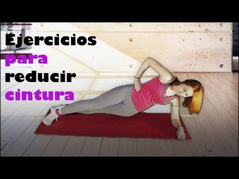 Adelgazar ejercicios rapidamente para cintura