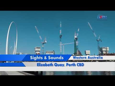 VTN | Sights Sounds | Elizabeth Quay | Perth CBD| Western Australia