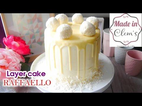 Layer Cake Raffaello Recette