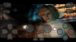 Android PS2 Emulator - Silent hill 3