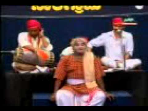 Yakshagana Comedy by Hallady Jayaram Shetty