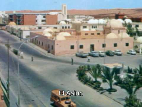 Mili En El Sahara A 241 O 1975 Youtube