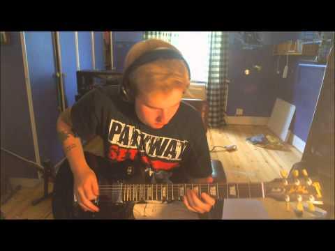 Heaven shall burn - whatever it may take Guitar cover (HD)