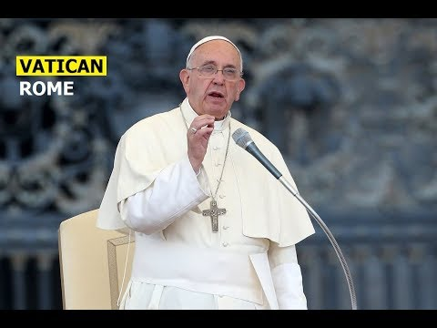 POPE FRANCIS 100% OUTED ---- SHOCKWAVES from ROME