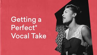 Comping Vocals: How to Get a Perfect Vocal Take With Comping   LANDR Mix Tips