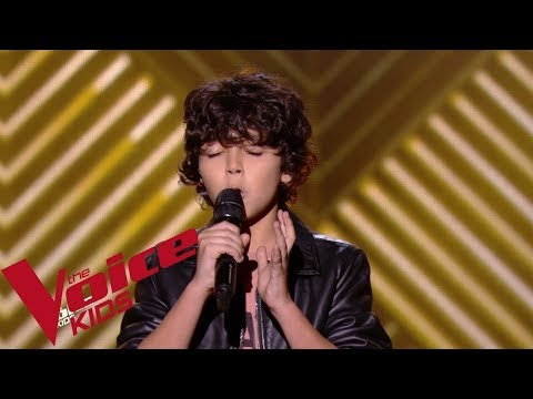 Jackson Five - Who's livin' you | Ali |  The Voice Kids France 2019 | Blind Audition