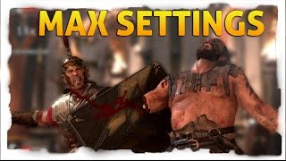 Ryse: Son of Rome - MAX SETTINGS (Insane Graphics)