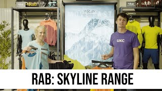 SPOTLIGHT: Rab - Skyline Range