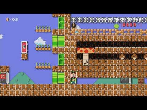 Nintendo Classics(For♪Dannyh09♪) by BlazeKING5 - Super Mario Maker - No Commentary