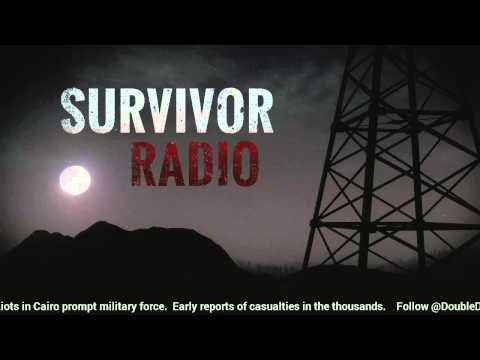 H1Z1 Survivor Radio Broadcast Part 3 15/05/2014