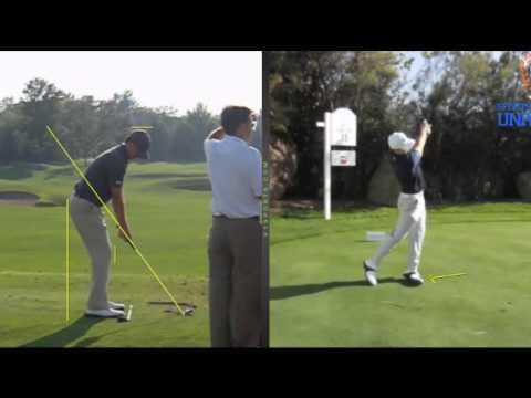 Jordan Spieth Golf Swing Analysis- by Craig Hanson You Tubes Top Online Trainer.