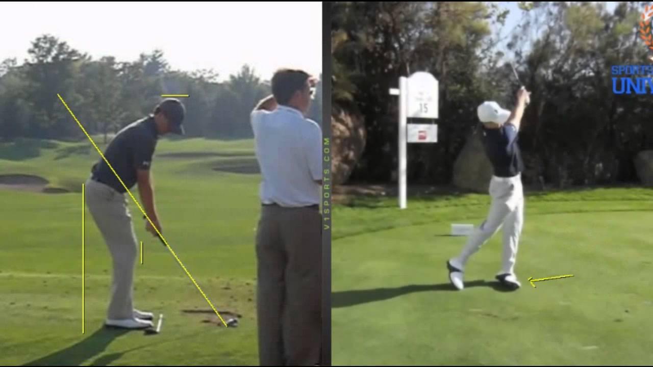 Jordan Spieth Golf Swing Analysis By Craig Hanson You