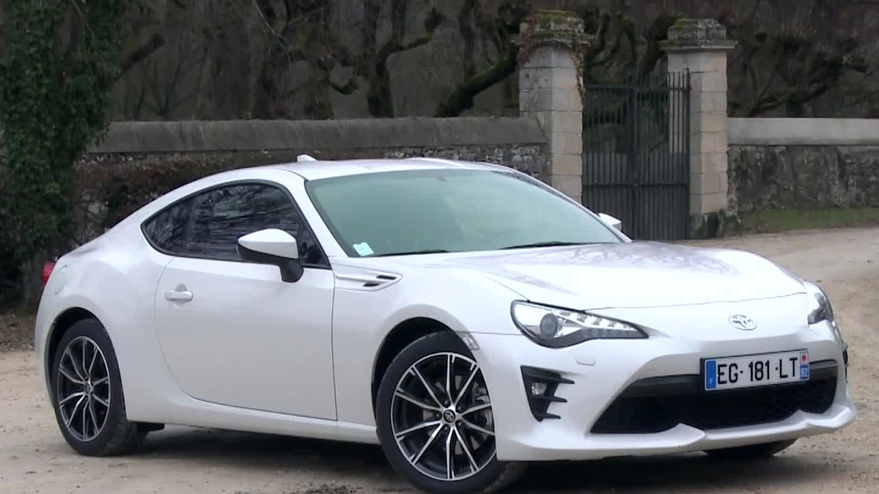 essai toyota gt86 2017 youtube. Black Bedroom Furniture Sets. Home Design Ideas