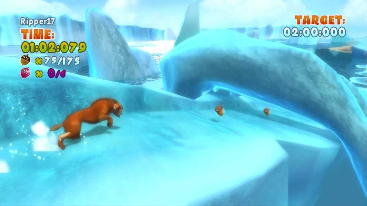 ice age : continental drift - arctic games gameplay #4 (pc/hd) - youtube