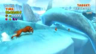 Ice Age : Continental Drift - Arctic Games Gameplay #4 (PC/HD)
