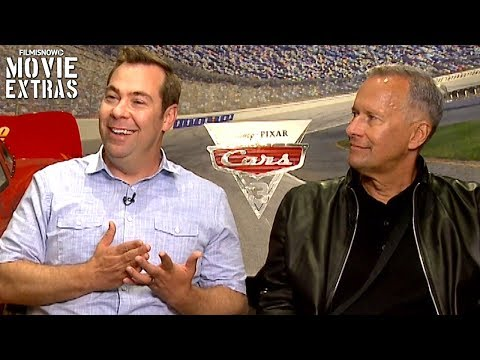 Cars 3 (2017) Brian Fee & Kevin Reher talk about their experience making the movie