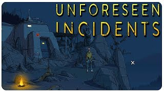 Abandoned Bunker Signal Source Found! - Unforeseen Incidents Gameplay #4
