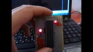 Приложение к видео программирование микроконтроллеров AVR на языке релейных диаграмм LD