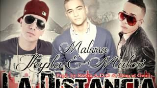La Distancia - Maluma FT www.kaplayMalcri.com ★ REGGAETON 2013 ★ IPAUTA thumbnail