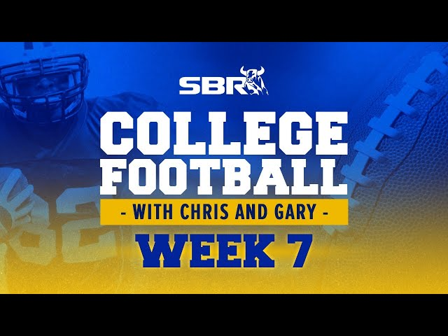 College Football Week 7 Preview! | NCAAF Games Picks & Predictions
