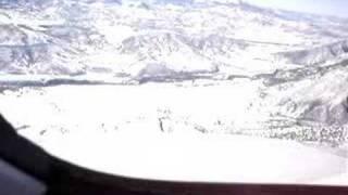 Jet Aircraft Landing Aspen Colorado apnixon