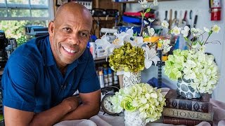 Home & Family - How To Make A Diy Pebble Vase