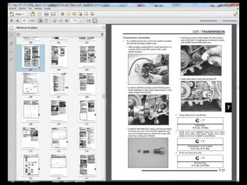 polaris rzr 170 2009 service manual wiring diagram owners rh youtube com 2012 Polaris Ranger Wiring Diagram Polaris RZR 800 Wiring Diagram