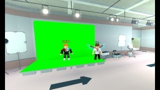 ROBLOX: Making a school movie with 1 person (Action)