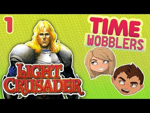 Light Crusader - ЧАСТЬ #1: Приключения Рыцаря | Time Wobblers | SEGA Mega Drive and Genesis Classics thumbnail