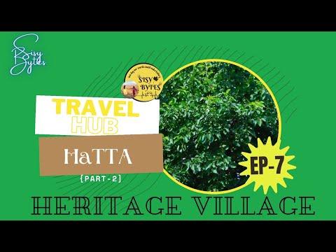 HATTA DXB | HATTA HERITAGE VILLAGE l TRAVEL HUB l EP-7l [PART-2] l SISY BYTES